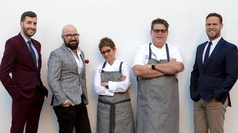 Swine closed to make room for an experimental Coral Gables restaurant. Now it's closing