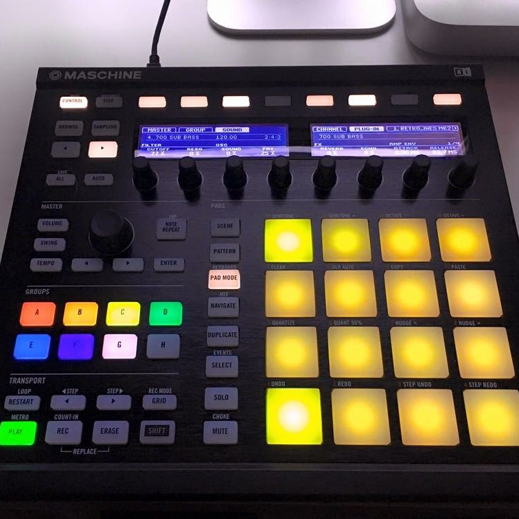 Intro to Maschine Pic