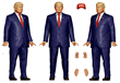 Talking Trump Action Figure by Schlock Toys Hits Kickstarter!