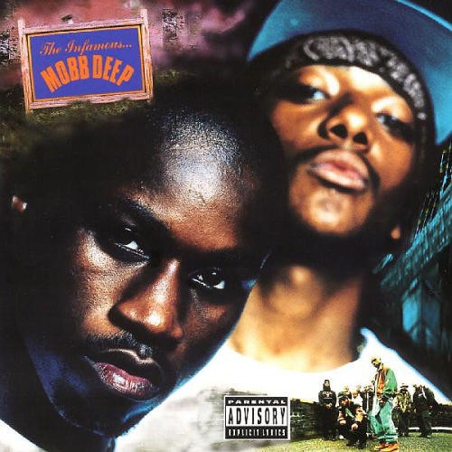 "The Infamous sessions--Mobb Deep (""Give Up The Goods,"" ""Drink Away The Pain,"" and ""Temperature's Rising,"" 1995)"