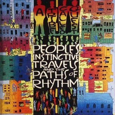 People's Instinctive Travels and the Paths of Rhythm--A Tribe Called Quest (1990)