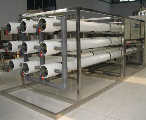 20T/H反渗透纯净水设备