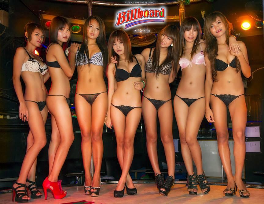 Thailand ladyboy superstars cabaret
