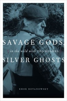 Front Cover: Savage Gods, Silver Ghosts by Ehor Boyanowsky