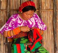 Panama Native Handicrafts