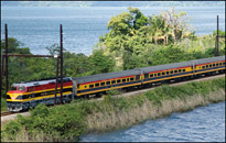 Historic Ocean to Ocean Train Ride