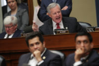Mark Meadows Told Eric Swalwell to 'Shut Up' During Impeachment Testimony