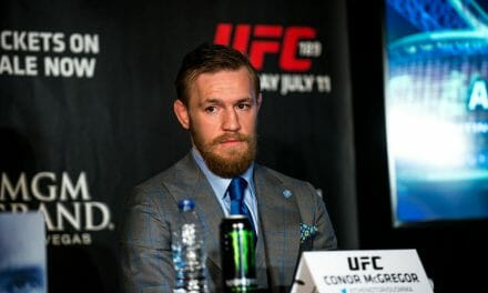 """McGregor apologizes for punch, victim labels him """"a bully with money"""""""