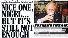 Papers: Farage urged to stand down more party candidates