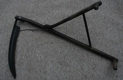 Scottish reaping scythe
