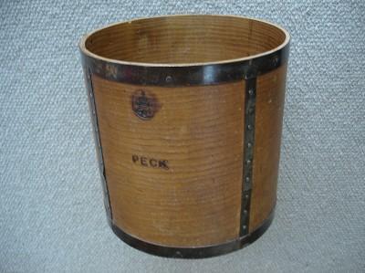 Peck measure