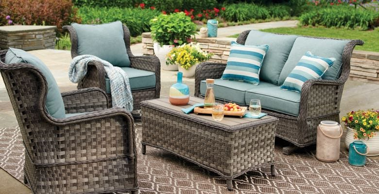 Patio Seating Sets