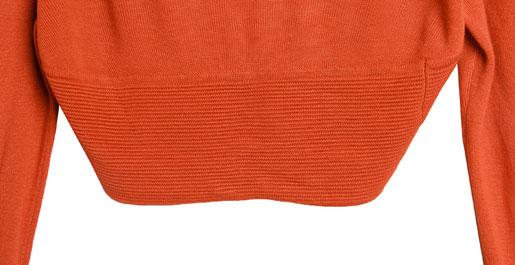 裂帛 裂帛 秋装 披肩式 超短款 针织 衫开衫 女21160068青鸟