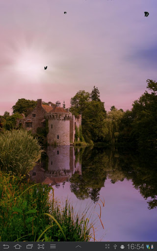 Scotney Castle Live Wallpaper v1.04