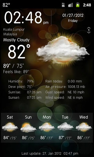 Weather Services PRO v1.5