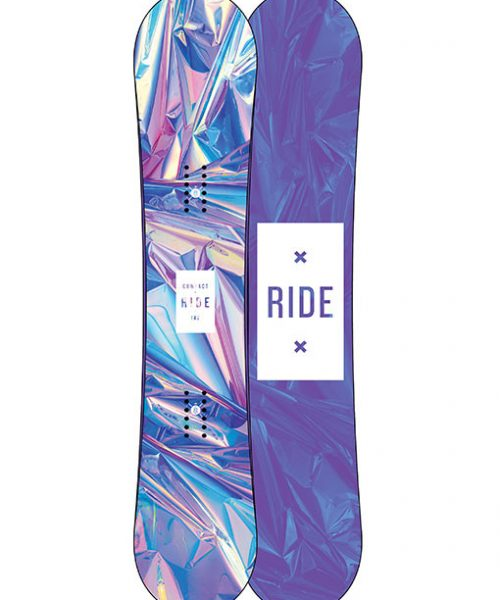 NEW 2017 Ride Compact Snowboard