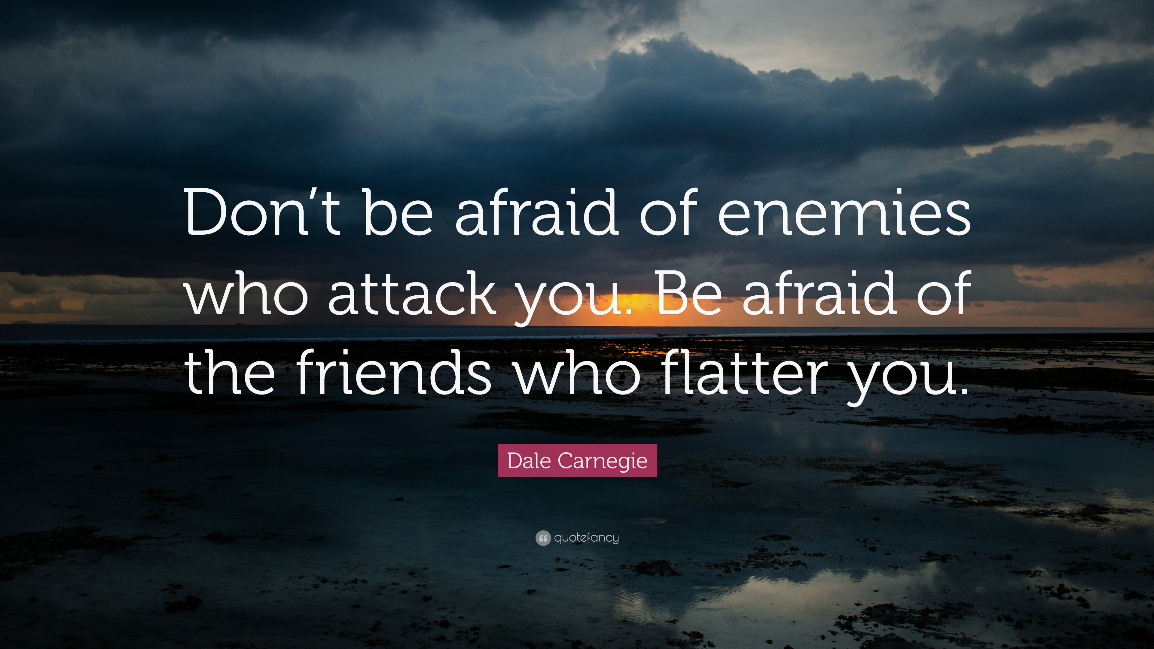 Dale Carnegie Quote About Friends