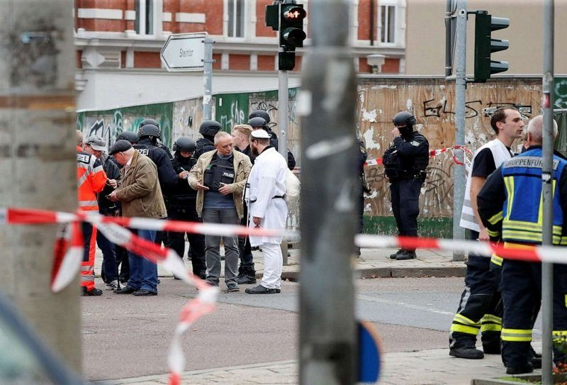 Halle Germany attack