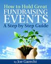 How to Gold Great Fundraising Events