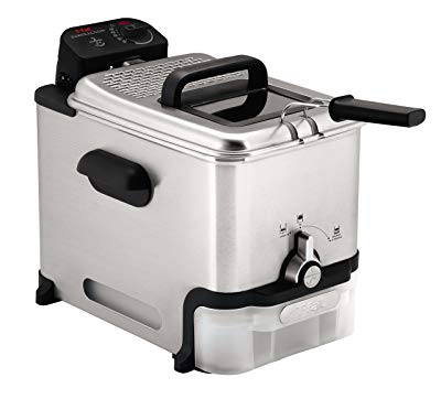 The T-fal FR8000 Oil Filtration Ultimate EZ Clean Deep Fryer Review