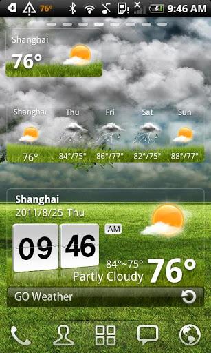 GO Weather v1.9.17