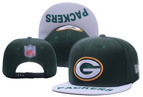 Football Green Bay Packers縫製後背帽子071