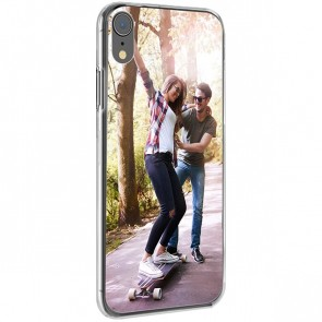 iPhone XR - Personaliseret Hard Cover