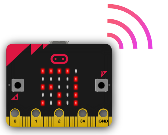 The micro:bit radio antenna