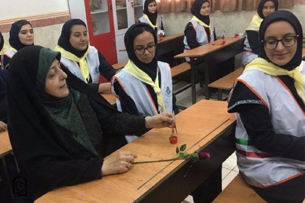 Girl students to write heartfelt letters to vice president