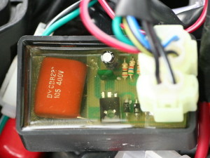 capacitor discharge ignition module