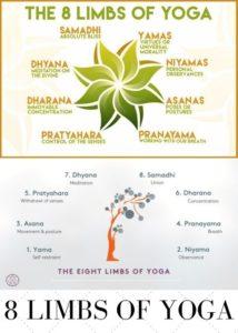 8 limbs of patanjali yoga course
