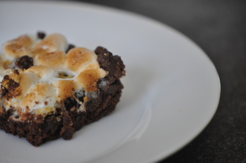 S'mores Brownies 1
