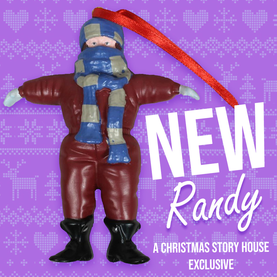 A Christmas Story Collectible Ornaments