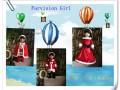 圣诞节到了Farvision Girl18寸娃娃带你家宝贝嗨
