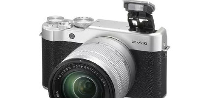 富士发布X系列无反相机X-A10 史上最便宜