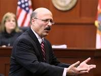 Prosecution begins closing arguments in Zimmerman trial