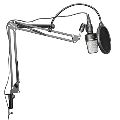 blue yeti best mic stand