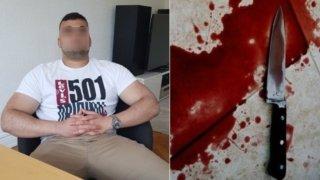 Kourosh försökte knivmörda systern - accepterade inte att hon dejtade