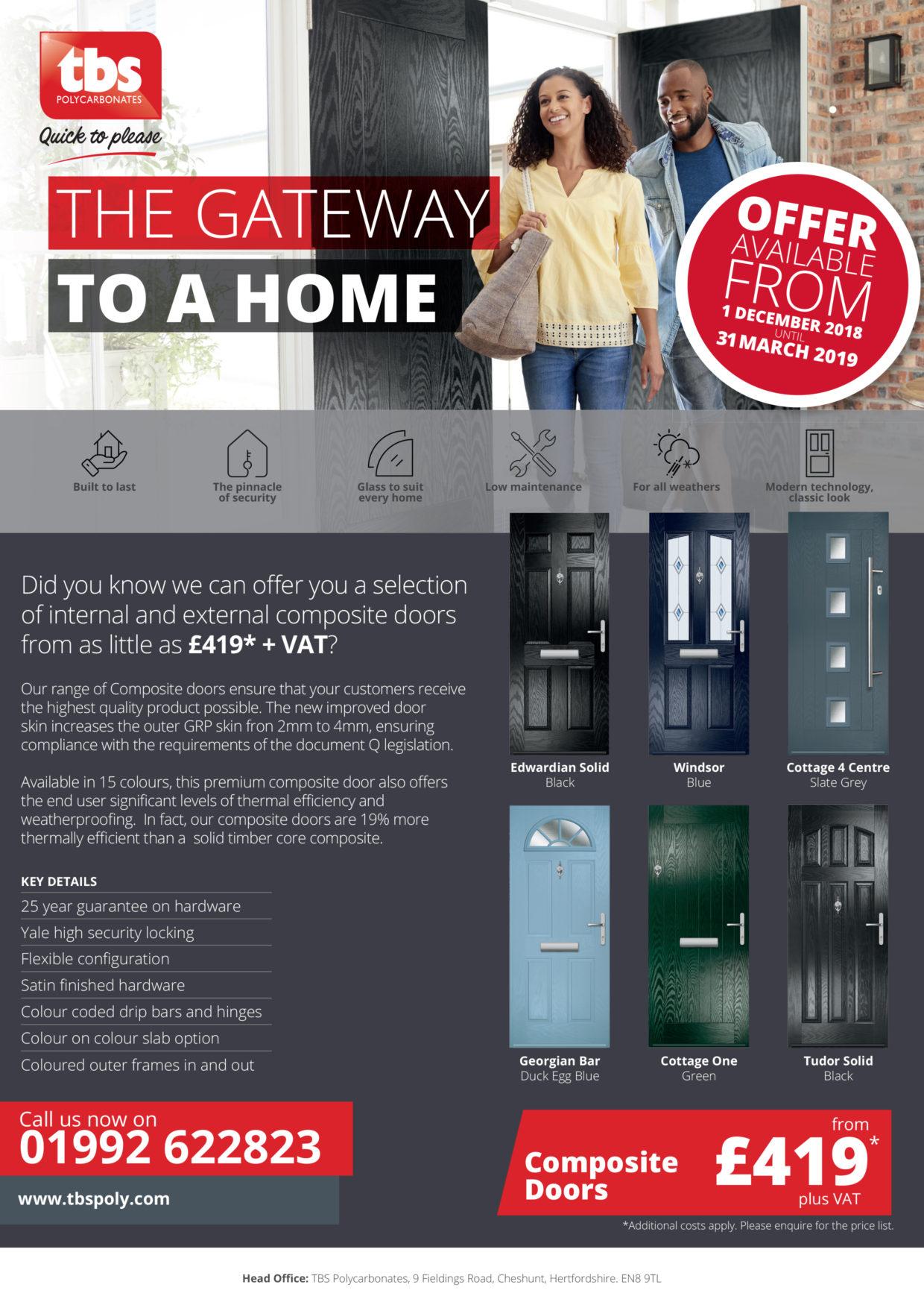 Composite Vista Door Advert_v3 - TBS.indd