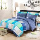 梦雅霏春夏季纯棉四件套全棉4件套床上用品套件1.5m 1.8m床单被套