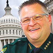AMERICA'S SHERIFF: Brevard County Sheriff Wayne Ivey is Space Coast Daily Person of the Year