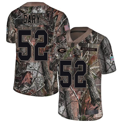 Youth Jake Ryan Green Elite Football Jersey: Green Bay Packers #47 Salute to Service  Jersey