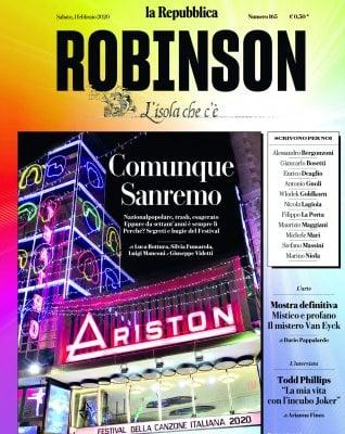 Non sono solo canzonette: il Sanremo di Robinson