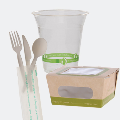 ECO-CONSCIOUS PACKAGING