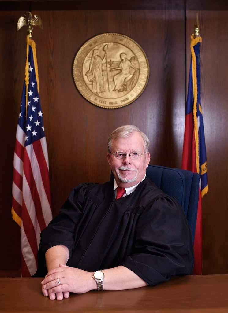 judge peter mack new bern nc