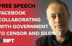 Secular Blasphemy: Facebook and Government collaborating to silence and censor