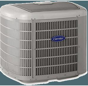 a Carrier air conditioning unit - San Antonio, TX