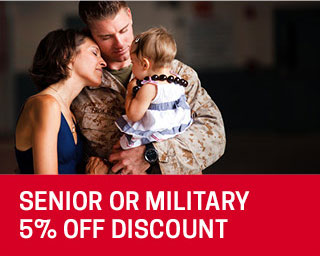 Quality Heating Milwaukee HVAC Coupon - Senior/Military 5% Off Discount