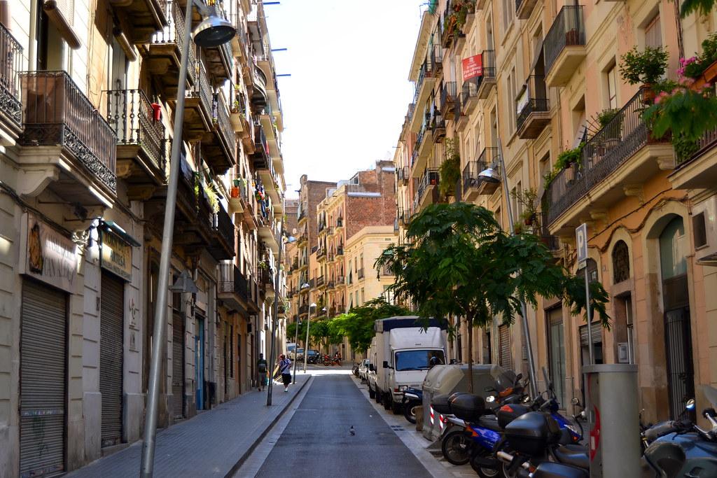 poble sec street 1