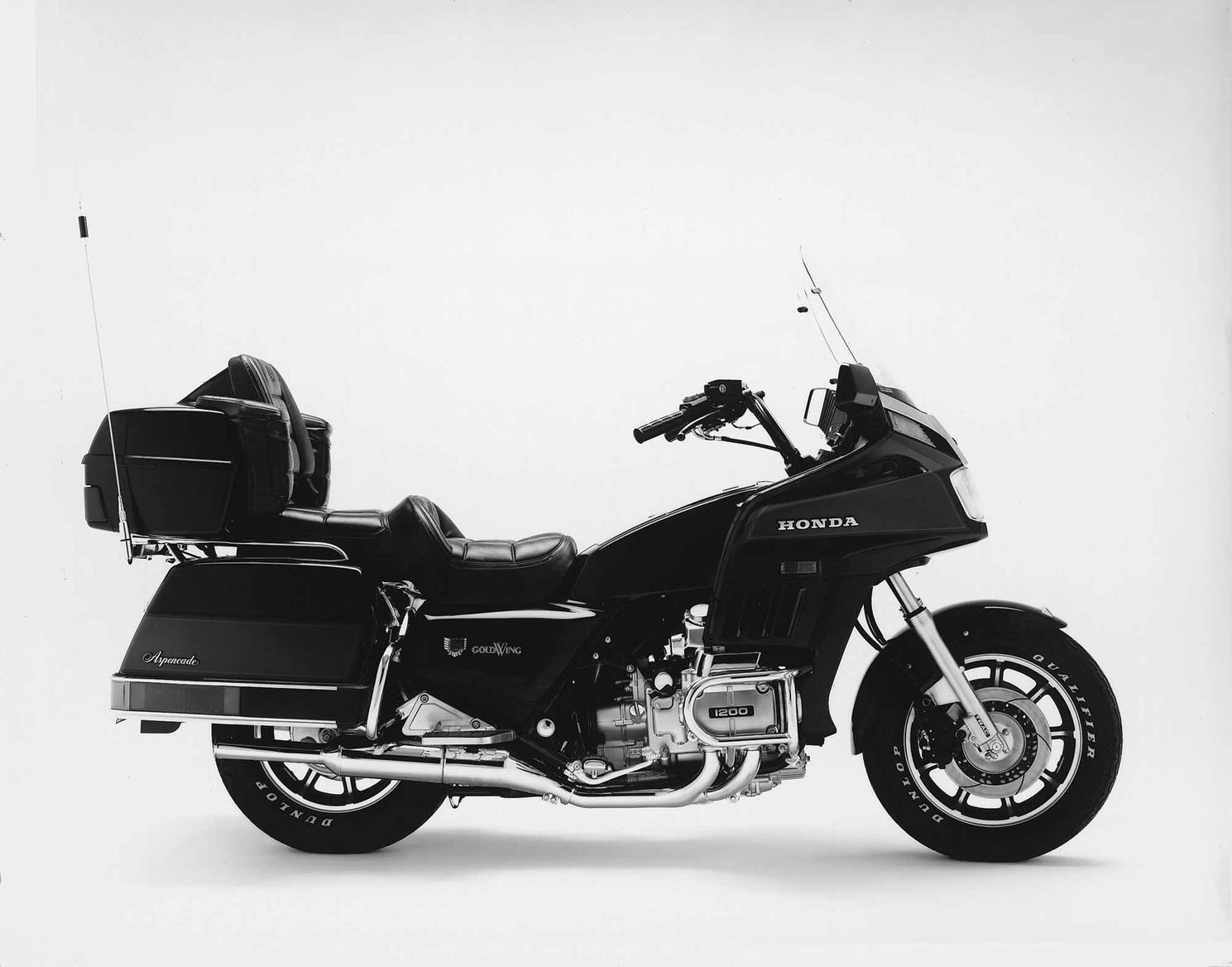 The GL1200 was introduced one year earlier in 1984